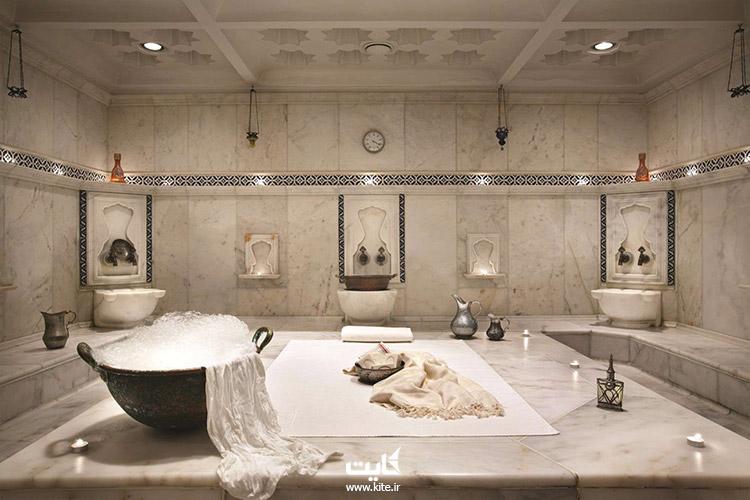 راهنمای بهترین حمامهای سنتی استانبول