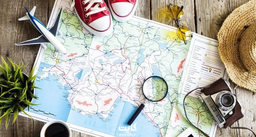 واژه نامه سفر | لیست کلمات تخصصی در مورد سفر