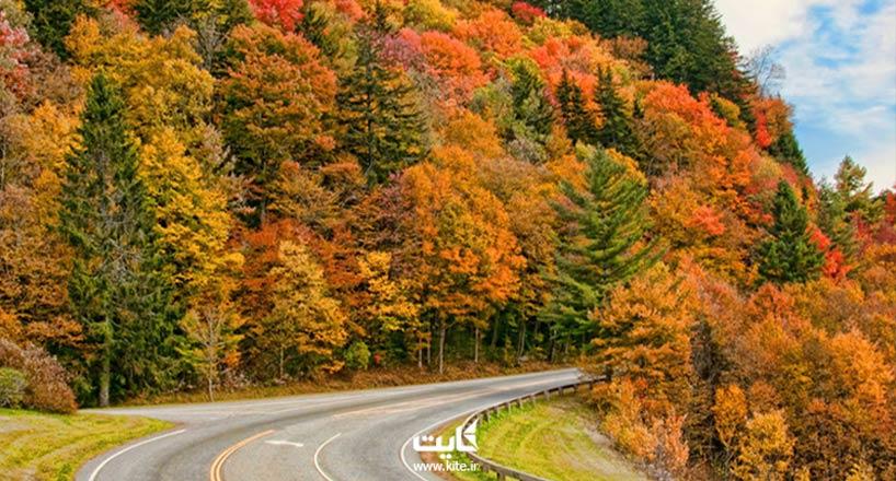 معرفی بهترین مقصدهای سفر در پاییز