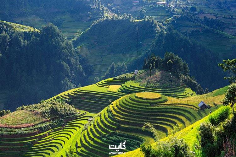 سفر به ویتنام را با تور کایت تجربه کنید