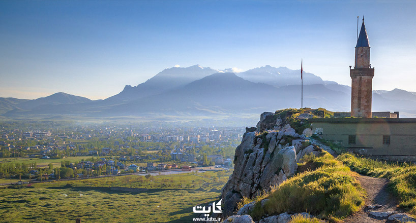 سفر زمینی به شهر وان ترکیه با ماشین شخصی