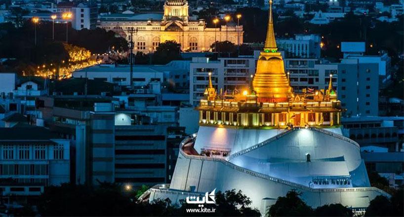 عجیبترین معابد بانکوک