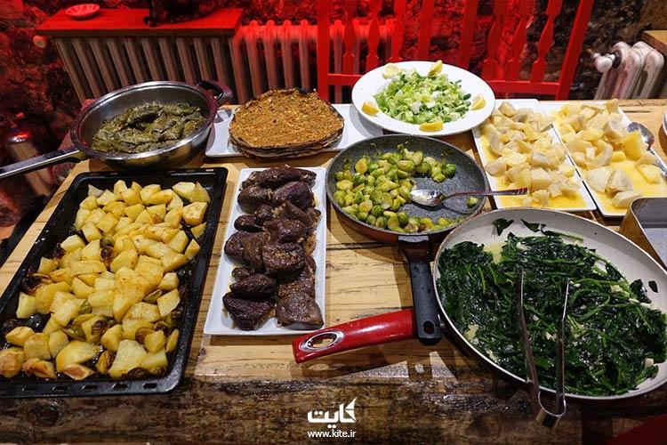 غذاهای ارزان و فوقالعاده خوشمزه استانبول