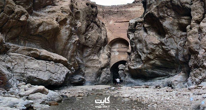 سد شاه عباسی با قدمتی 700 ساله در دل طبس