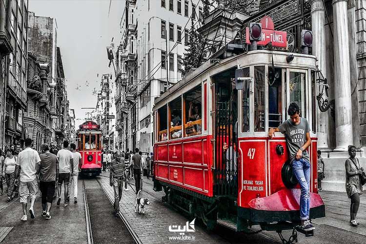 راه های حمل و نقل اسان در تور استانبول
