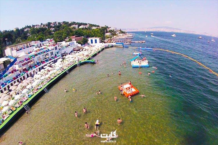 معرفی 10 ساحل برتر استانبول