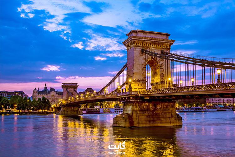 تور 8 روزه مجارستان- اتریش