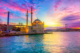 بلیط چارتری هواپیما استانبول