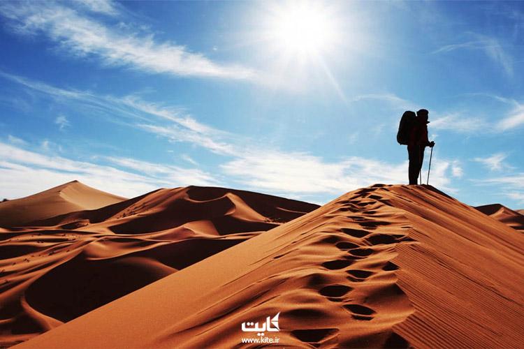 تور ۲.۵ روزه کویر مصر