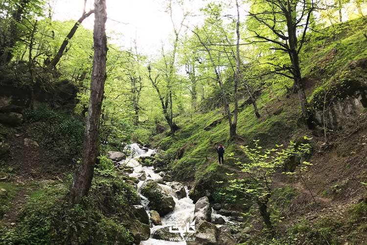 آبشار-رامینه