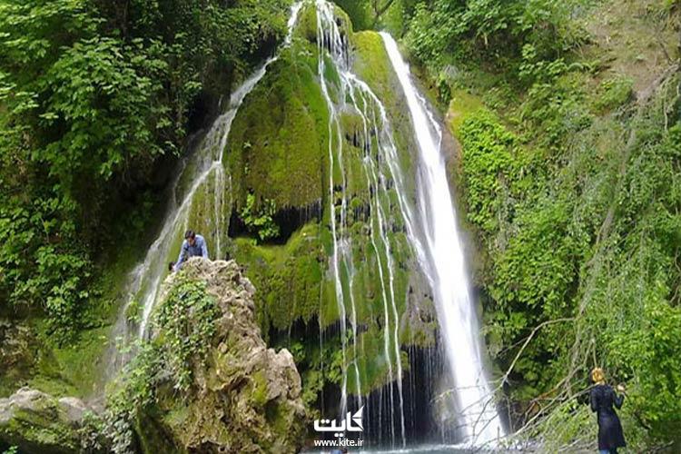 آبشار-کبودوال