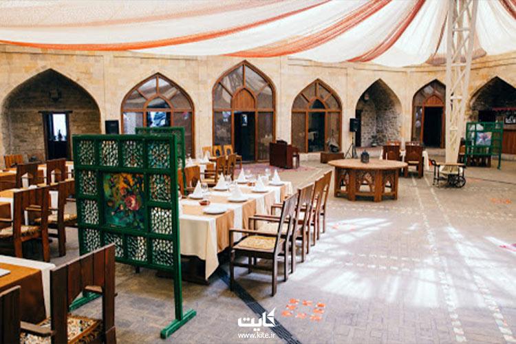 آرت-گاردن-از-بهترین-رستورانهای-باکو