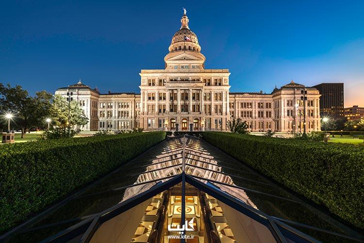 آستین تگزاس (Austen Texas)