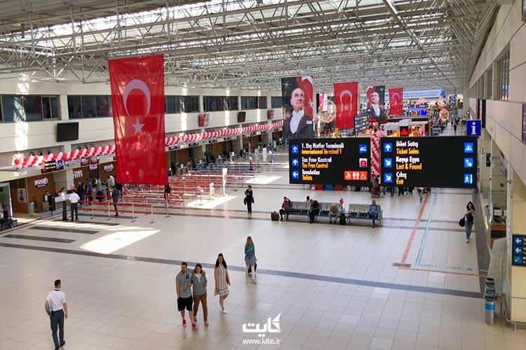 آنتالیا-چند-فرودگاه-دارد؟