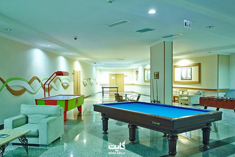 اتاق بازی هتل دوزداغ