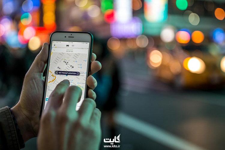 استفاده-از-اوبر-بسیار-شبیه-تاکسیهای-اینترنتی-ایرانی-است