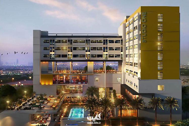 استودیو-وان-از-ارزانترین-هتلهای-دوبی