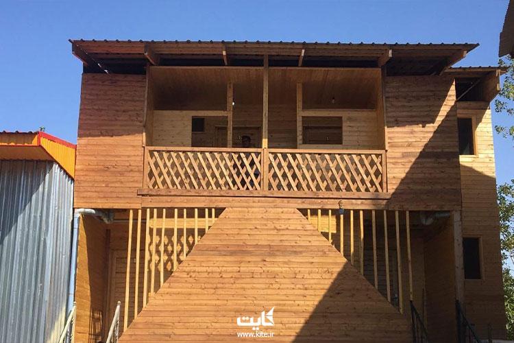 اقامتگاههای-چوبی