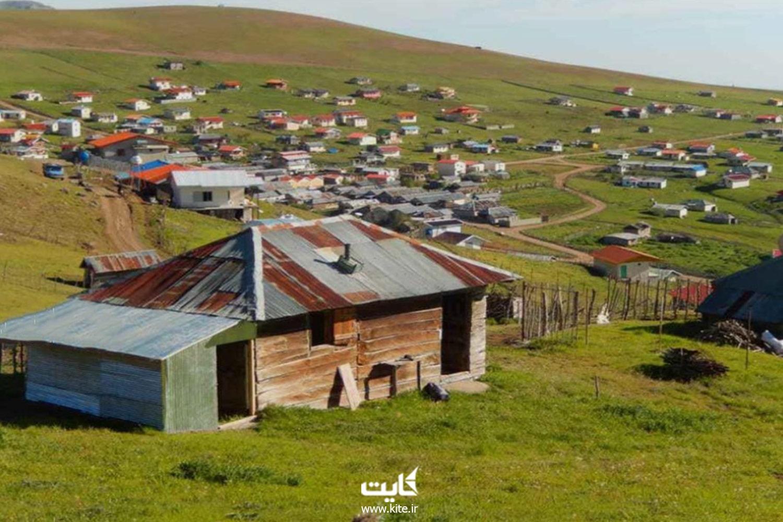 اقامتگاه روستایی تخت علی