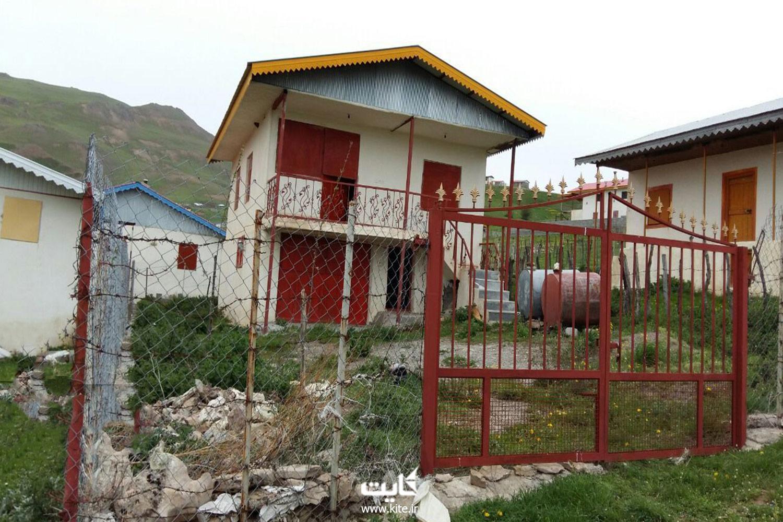 اقامتگاه ویلایی در ارتفاعات سوباتان