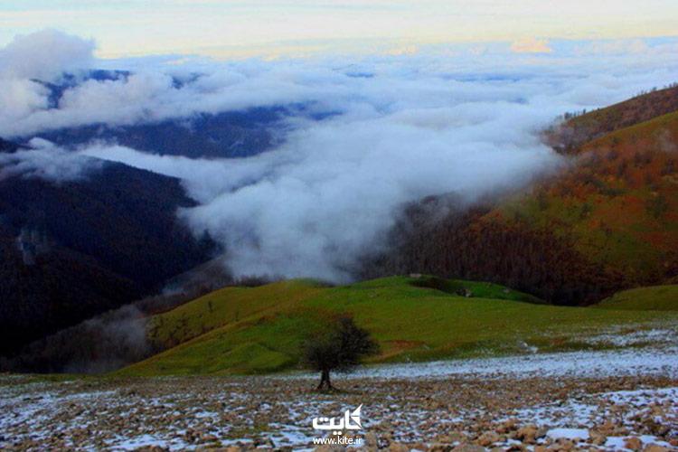 روستای-داماش