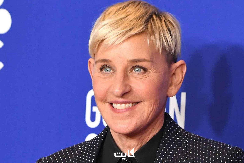 الن دی جنرس (Ellen DeGeneres)