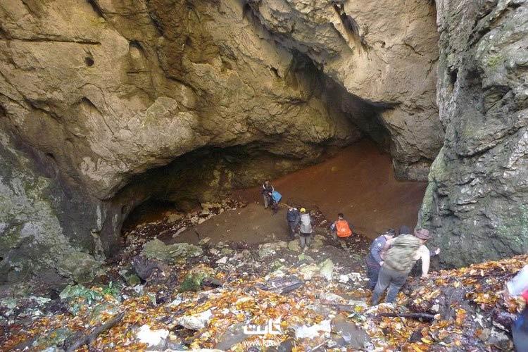 امکانات رفاهی، خدماتی و اقامتی موجود در نزدیکی غار آویشو ماسال