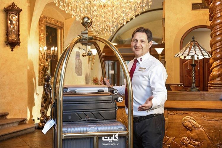 انواع-خدمات-هتل