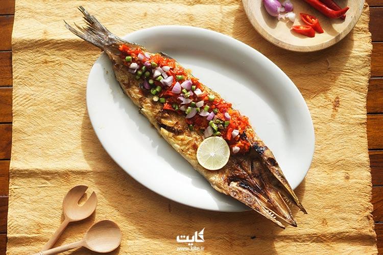 ایکان-باکار-(Ikan-bakar)