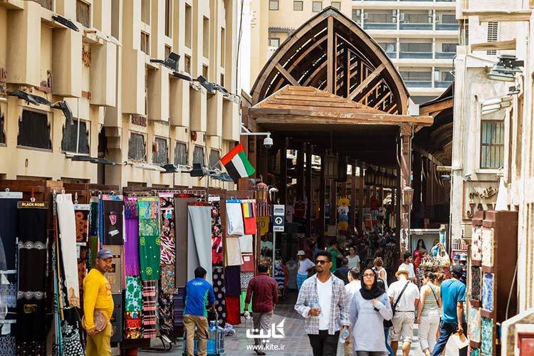 بازارهای-عربی-ابوظبی