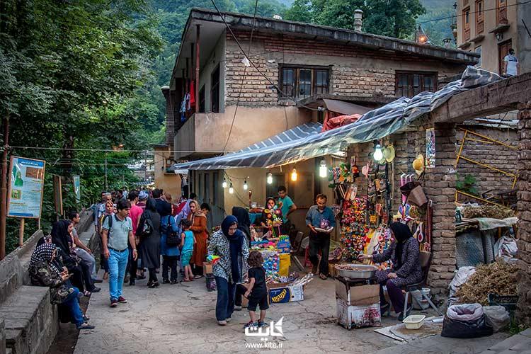 بازارگری ماسوله