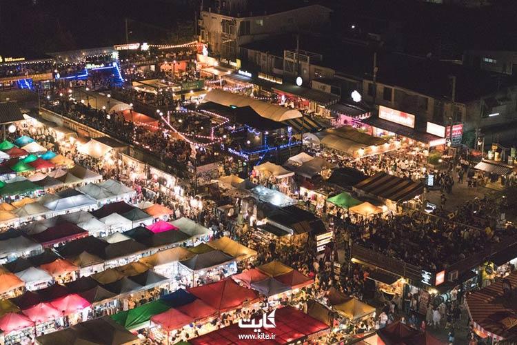 بازار-شبانه-رات-فای-برای-خرید-در-بانکوک