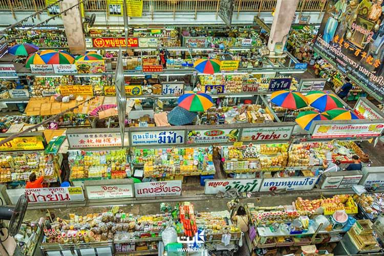 بازار محلی وان