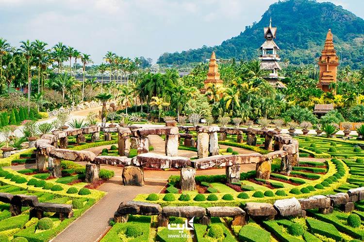 باغ-نونگ-نوچ-پاتایا-تایلند