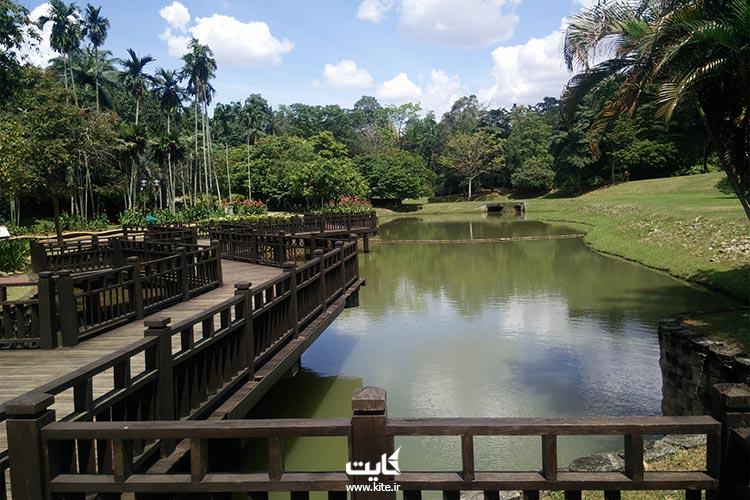 باغ-گیاهشناسی-پوتراجایا-مالزی