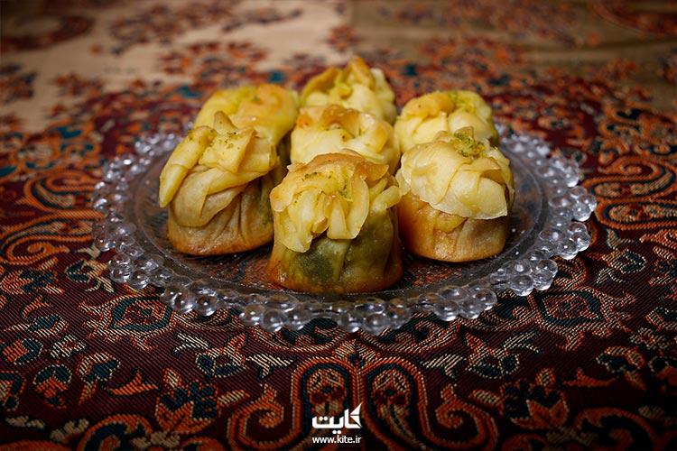 باقلوا-از-سوغات-قزوین