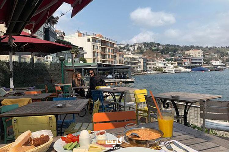 ببک-قهوه-از-بهترین-مکانهای-استانبول-برای-خوردن-چای