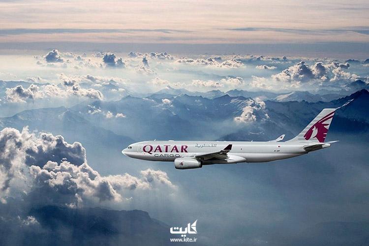 بلیط-هواپیما-آنتالیا-قطر-ایرویز