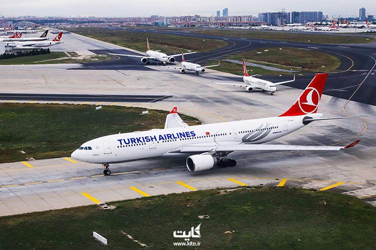 بلیط-هواپیما-کوالالامپور-ترکیش-ایرلاینز