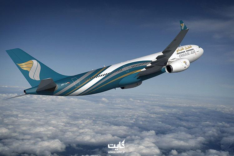 بلیط-هواپیما-کوالالامپور-عمان-ایر
