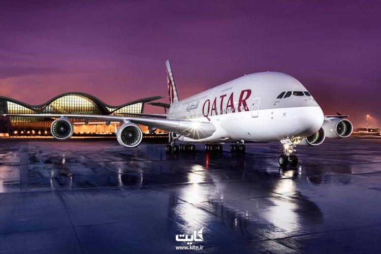 بلیط-هواپیما-کوالالامپور-قطر-ایرویز