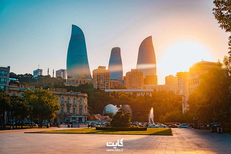 بهترین-زمان-سفر-به-باکو-بر-اساس-شرایط-آب-و-هوایی