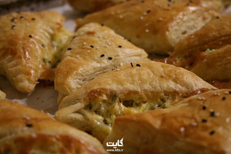 بورک-پنیر-غذای-ارمنی
