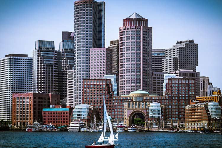 بوستون (Boston Massachusetts)