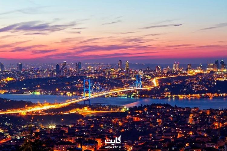 بوسفور-در-سفر-به-استانبول