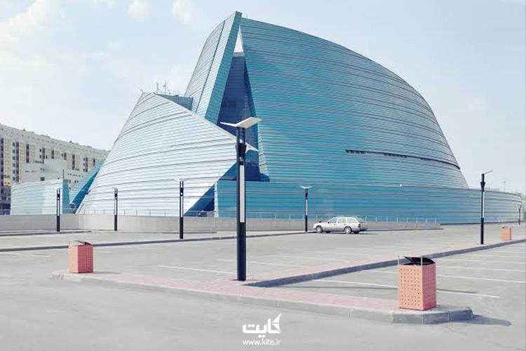 تالار-کنسرت-مرکزی-از-جاذبههای-قزاقستان