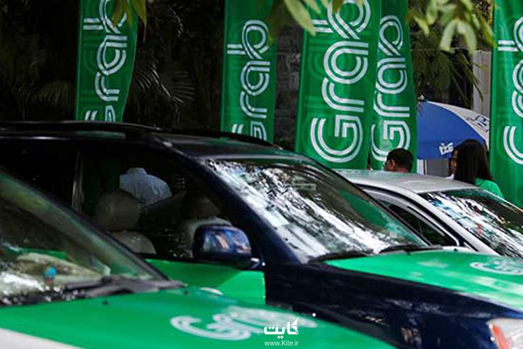 ماشین های گرب مالزی کوالالامپور