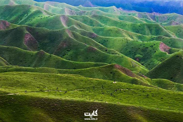 ترکمن صحرا کجاست؟