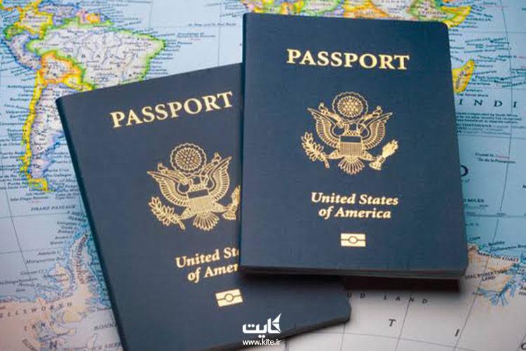 تصاویر پاسپورت