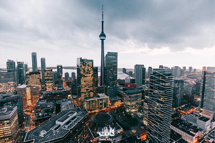 تورنتو، بهترین شهر کانادا برای زندگی